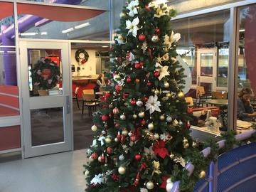 Christmas at the Olympic Oval