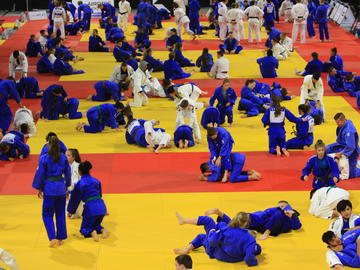 Canadian National Judo Championships