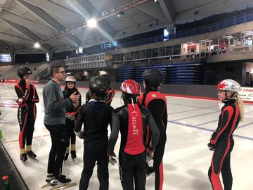 Red Deer Speed Skating Association